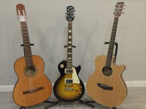 tipus de guitarra